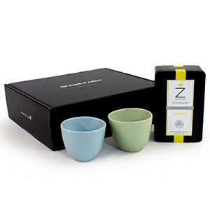 Zealong Tea with Factoy Ceramics mugs was $179